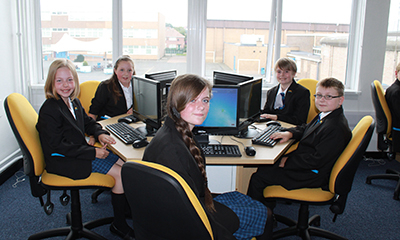 Claughtons refurbishes Farringdon Community Academy's ICT Suites