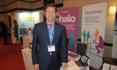 Claughtons to exhibit at the CPC Exhibition in Birmingham