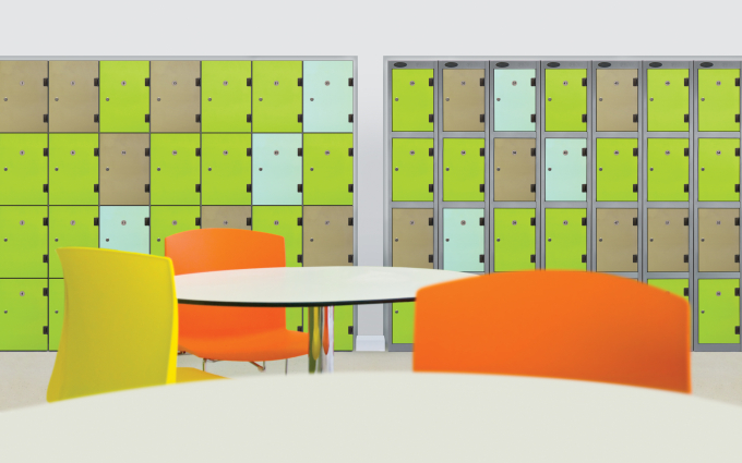 Cloakrooms, Changing Rooms & Lockers