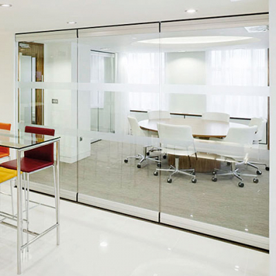 Internal Office Partitioning
