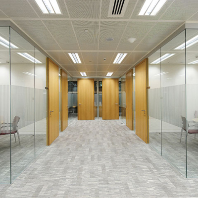 Bespoke Office Partitions