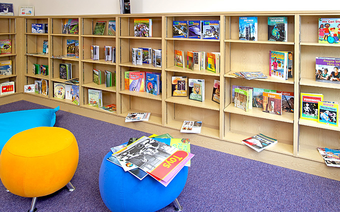 Libraries & Resource Centres